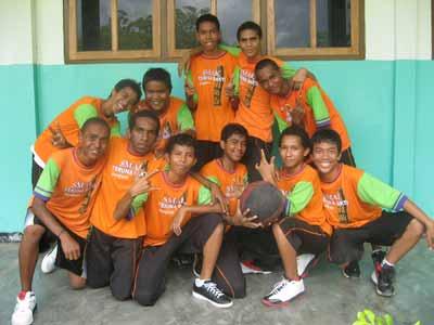 Tim Putra DBL 2009