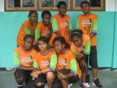 Tim Putri DBL 2009