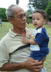 Father of mine and Bastian