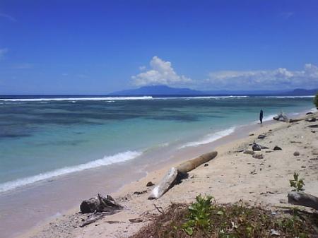Pantai Pasir Putih : Base-G